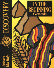 Bible Discovery: In The Beginning (Genesis), Student Workbook   -