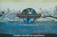 A World Unbroken: Hope and Healing for a Shattered World: A Creative Devotional Experience  -     By: Chris Folmsbee, Jason Sivewright