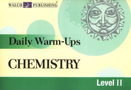 Daily Warm-Ups: Chemistry   -