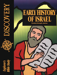 Bible Discovery: God's People, God's Land (Exodus-Joshua), Student Workbook  -              By: Homeschool