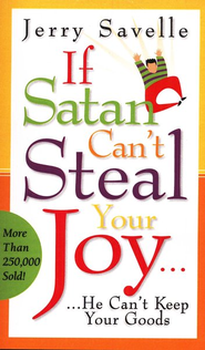 If Satan Can't Steal Your Joy - eBook  -     By: Jerry Savelle