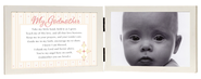My Godmother Photo Frame  -