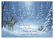 Savor the Beauty Christmas Card, Pack of 20   -