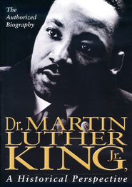 Dr. Martin Luther King, Jr., A Historical Perspective, DVD   -