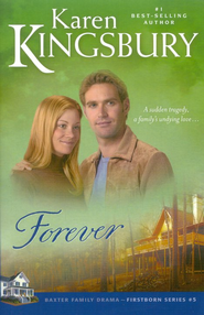 Forever-Large Print  -              By: Karen Kingsbury