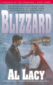 Blizzard - eBook  -     By: Al Lacy