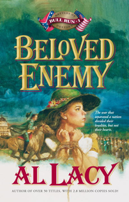 Beloved Enemy - eBook  -     By: Al Lacy