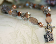 Prayer Box Bracelet  -