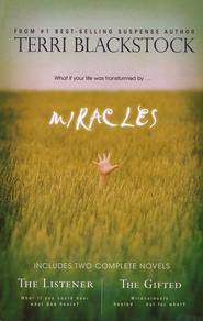 Miracles, 2-in-1, Large Print  -     By: Terri Blackstock