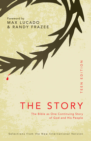 The Story: Teen Edition: Read the Bible as one seamless story from beginning to end - eBook  -