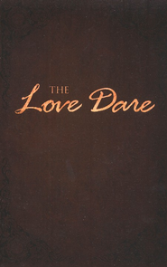 Love Dare, Large Print  -     By: Stephen Kendrick, Alex Kendrick, Lawrence Kimbrough