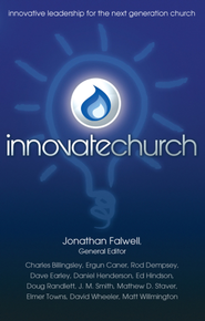 InnovateChurch - eBook  -     By: Jonathan Falwell