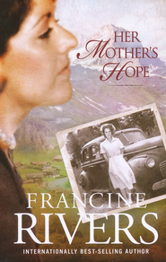 Her Mother's Hope, Marta's Legacy Series #1, Large Print  - Slightly Imperfect  -     By: Francine Rivers