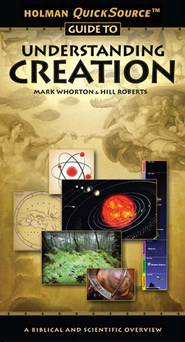 Holman QuickSource Guide to Understanding Creation - eBook  -     By: Mark Whorton, Hill Roberts