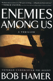 Enemies Among Us - eBook  -     By: Bob Hamer