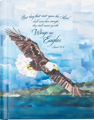 Wings As Eagles Journal  -     By: Marjorie Pesek