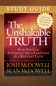 Unshakable Truth Study Guide, The - eBook  -     By: Josh McDowell, Sean McDowell