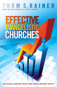 Effective Evangelistic Churches - eBook  -     By: Thom S. Rainer