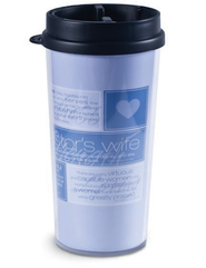 Pastor's Wife Tumbler - Slightly Imperfect  -
