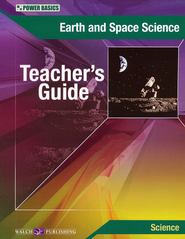 Power Basics Earth & Space Science Teacher's Guide   -