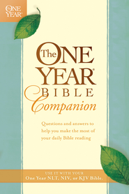 The One Year Bible Companion - eBook  -
