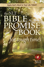 The NLT Bible Promise Book for Tough Times - eBook  -     By: Ronald A. Beers