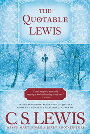 The Quotable Lewis - eBook  -     By: Wayne Martindale