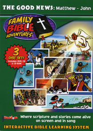 Family Bible Adventures   -