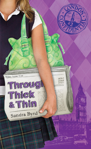 Through Thick & Thin - eBook  -     By: Sandra Byrd