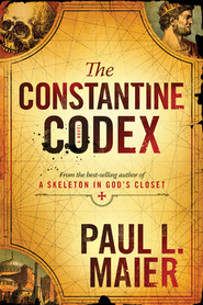 The Constantine Codex - eBook  -     By: Paul L. Maier