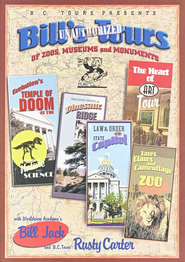 Bill's Tours of Zoo's, Museums and Monuments DVD   -     By: Bill Jack