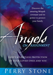 Angels On Assignment - eBook  -     By: Perry Stone