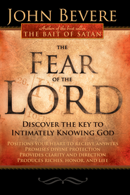 Fear Of The Lord Rev - eBook  -     By: John Bevere