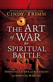 The Art of War for Spiritual Battle - eBook  -     By: Cindy Trimm