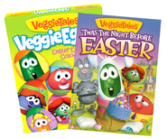 'Twas the Night Before Easter & VeggieEggs! Easter Egg Coloring Kit  -