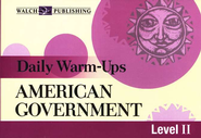American Government, Level 2   -