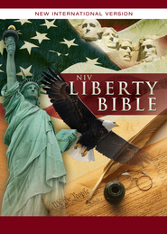 The NIV Liberty Bible: Rediscover the Faith of Our Nation's Founders and How Their Beliefs Shaped America - eBook  -