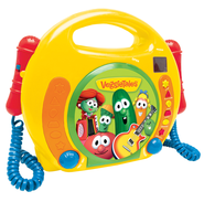VeggieTales Singalong CD Player   -