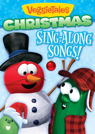 VeggieTales Christmas Sing-Along Songs! DVD   -