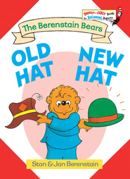 Old Hat New Hat - eBook  -     By: Stan Berenstain, Jan Berenstain