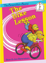 The Bike Lesson - eBook  -     By: Stan Berenstain, Jan Berenstain
