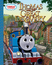 Thomas and the Great Discovery (Thomas and Friends) - eBook  -     By: R. Schuyler Hooke