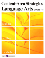 Language Arts Grades 7-8, Student Text   -