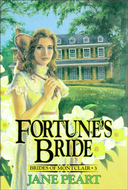 Fortune's Bride: Book 3 - eBook  -     By: Jane Peart