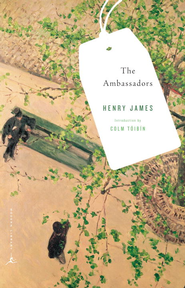 The Ambassadors - eBook  -     By: Henry James, Colm Toibin