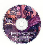 How to Respond When Hurt or Offended Audio CD  -              By: Dr. S.M. Davis