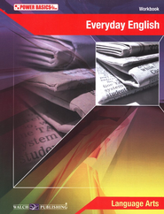 Power Basics Everyday English Student Workbook & Answer Key   -