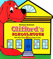 Clifford's Schoolhouse   -              By: Norman Bridwell                   Illustrated By: Norman Bridwell