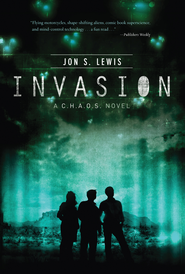 Invasion - eBook  -     By: J.S. Lewis