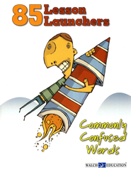 85 Lesson Launchers: Commonly Confused Words   -